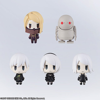 NieR:Automata TRADING ARTS mini BOX