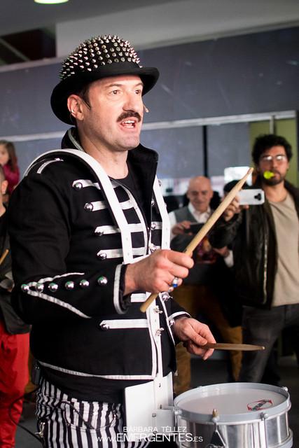Alex O'Dougherty y La Bizarrería - Circo Price, Inverfest (116)-1