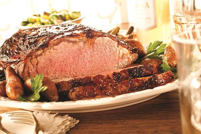 US Certified Angus Prime Roast   Beef