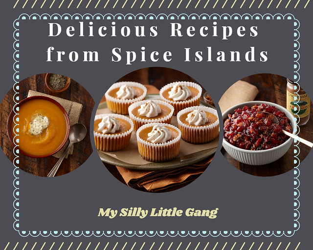 Delicious Recipes from Spice Islands