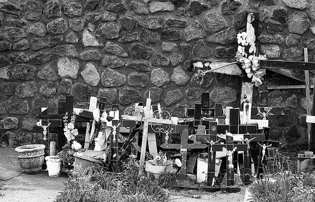 Graveyard for the Crosses