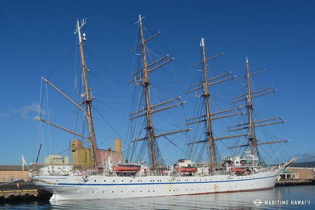 Nippon Maru at Pier 20