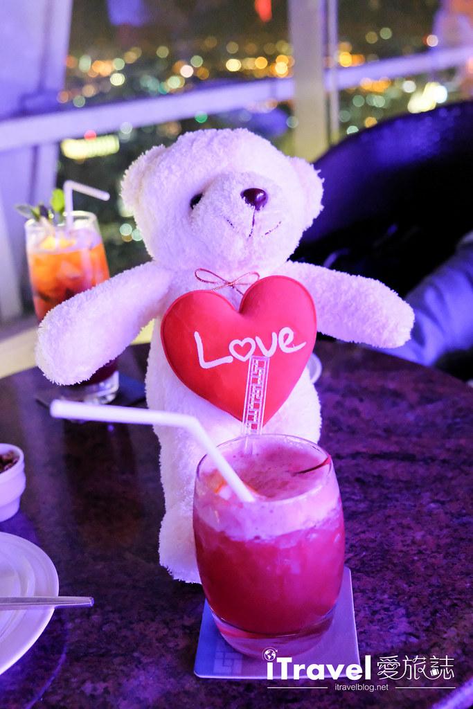 曼谷高空酒吧 Red Sky Bar (21)