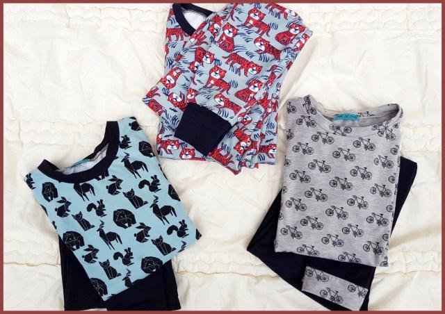 pyjama x3
