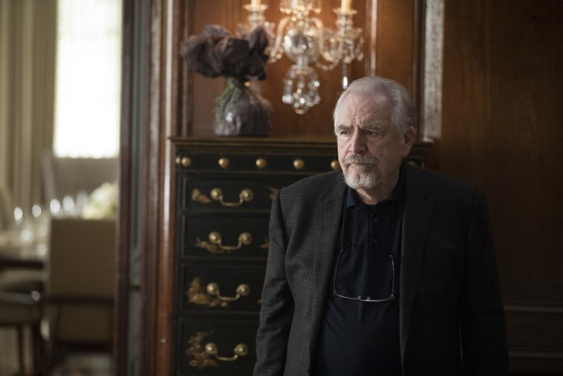 HBO Succession - Brian Cox as Logan