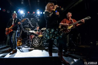 X @ Cats Cradle in Carrboro NC on May 9th 2017