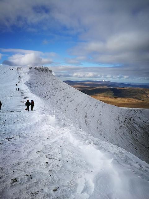 Pen Y Fan Mountain Walk