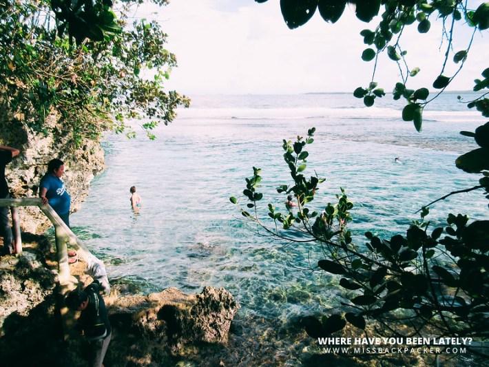 Magpupungko Tidal Pools