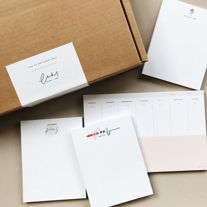 Seattle Spotlight: Clara Kim of Euni + Co. calligrapher and paper goods