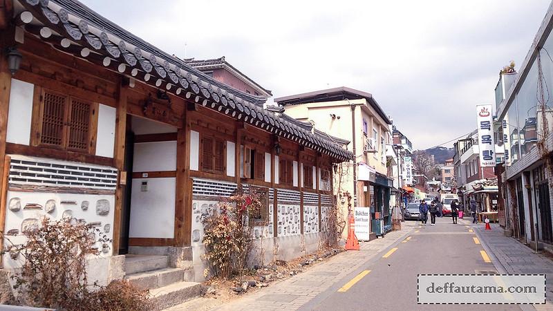 5 hari di Seoul - Bukchon Hanok Village 1
