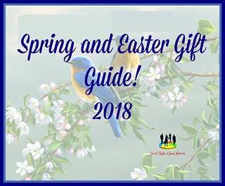 Spring Easter Gift Guide
