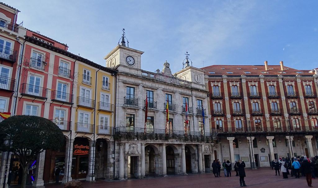 Burgos Plaza Mayor 02