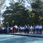 Inauguración del Tecnológico Campus Tuxpan.