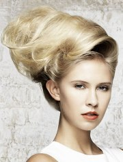 updo hairstyles square