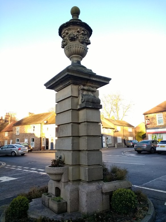 Hurworth-on-Tees Pillar