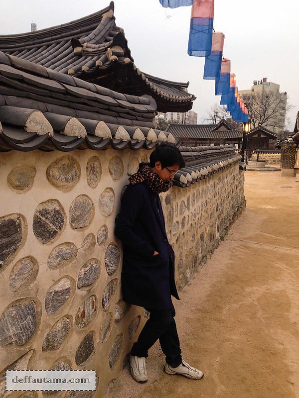 5 hari di Seoul - Namsangol Hanok Village 4
