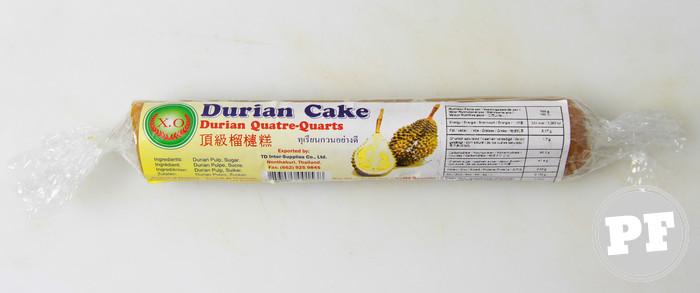 Durian Cake por PratoFundo.com