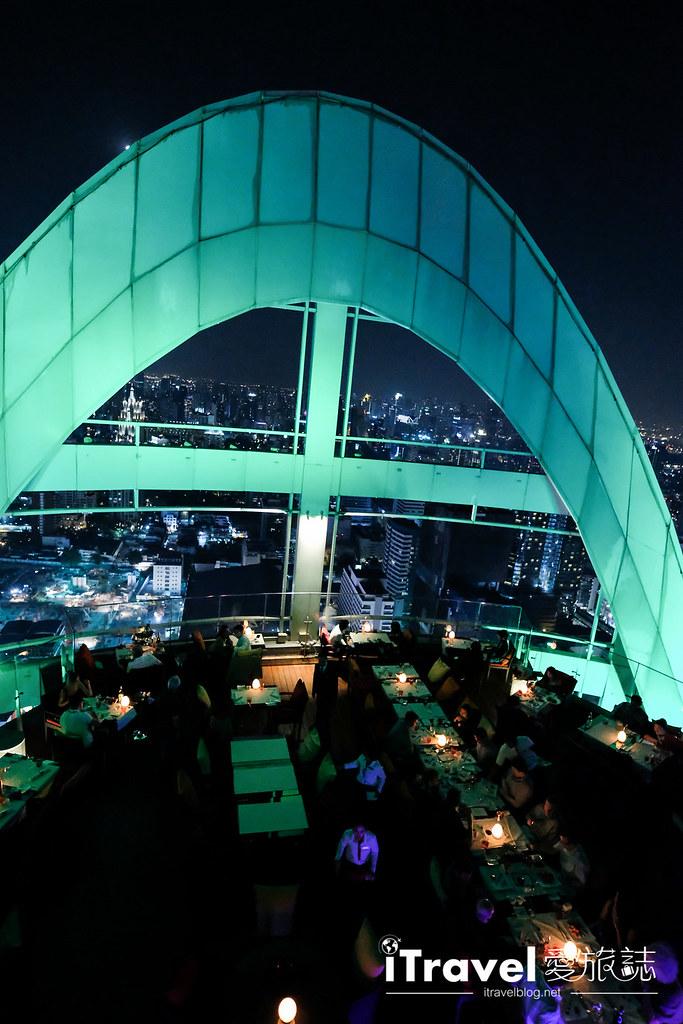 曼谷高空酒吧 Red Sky Bar (33)