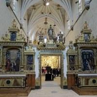 Cartuja Santa María de Miraflores Burgos