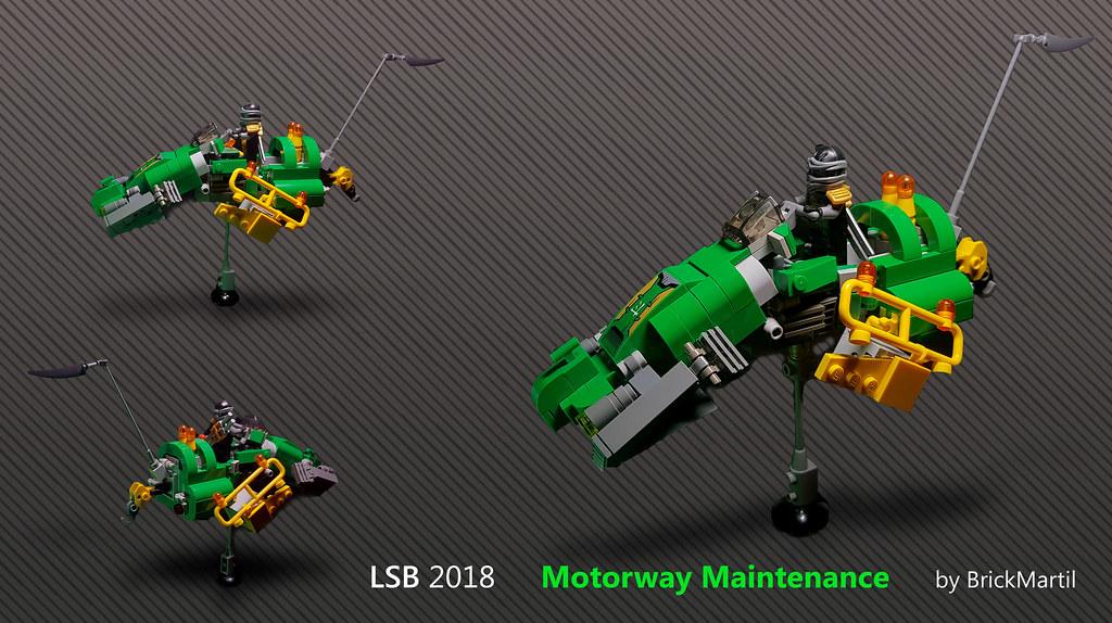 LSB 2018 - Motorway Maintenance
