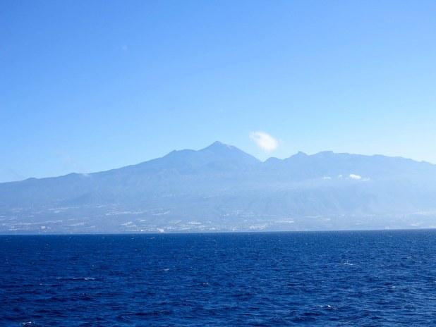 Tenerife desde el Mar