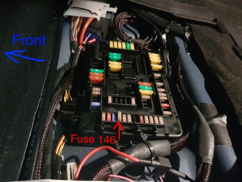 small resolution of fuse 146 location on the way out