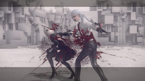 Nier Automata - Blood and Guts