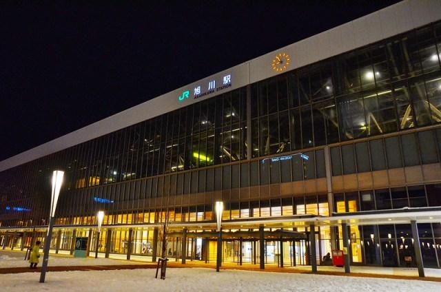 日本北海道JRINN旭川飯店34