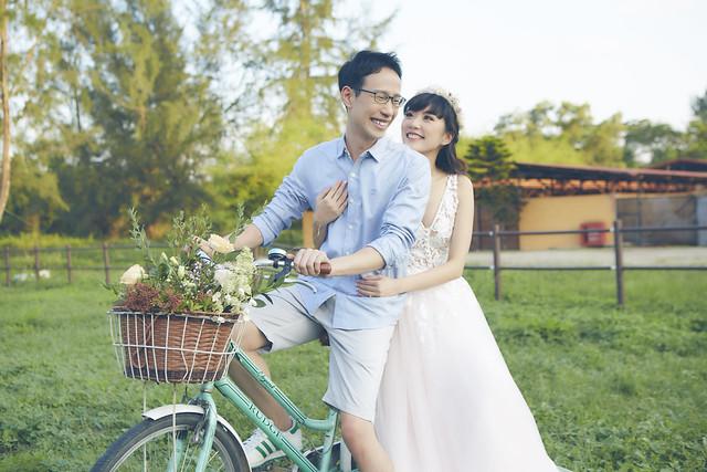 Jacelyn Phang and Sherman Phua love story