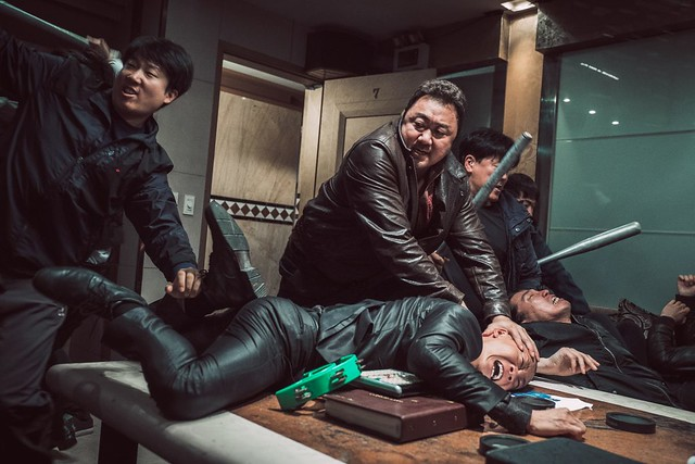 The Outlaws Korean Movie