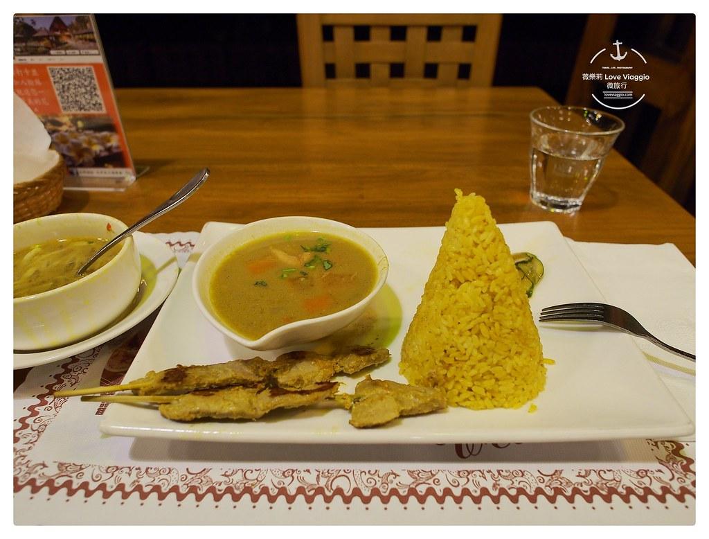 主題餐廳,南投餐廳,南洋料理,巴里島,烏布雨林峇里島主題餐廳,高腳屋 @薇樂莉 Love Viaggio | 旅行.生活.攝影
