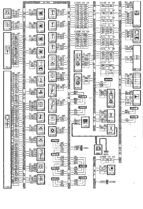small resolution of wiring diagram electrical forum peugeot 306 gti 6 rallye peugeot 306 gti 6 wiring diagram peugeot 306 gti 6 wiring diagram