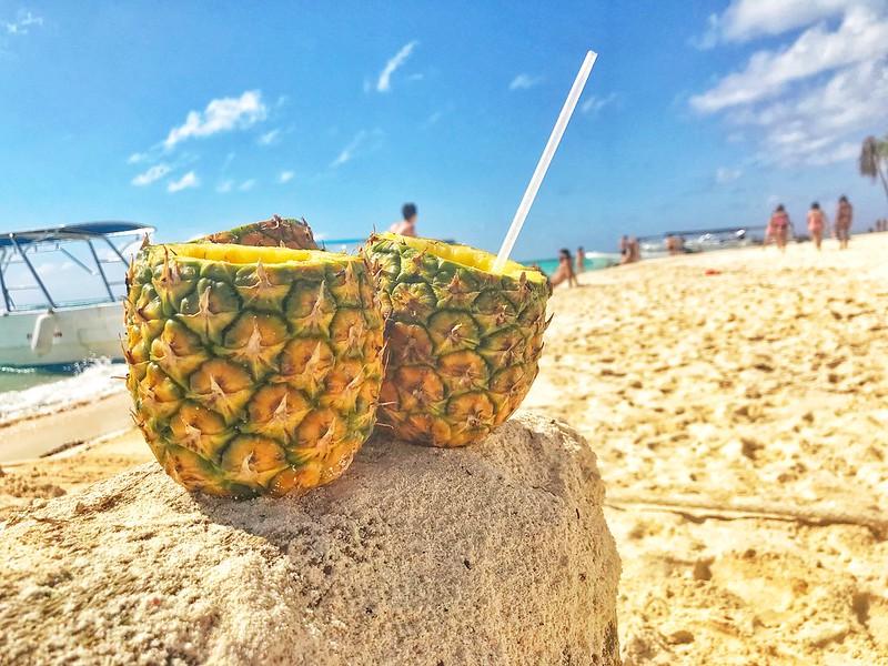 Canto De La Playa, Isola Saona