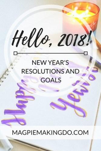 Hello, 2018!