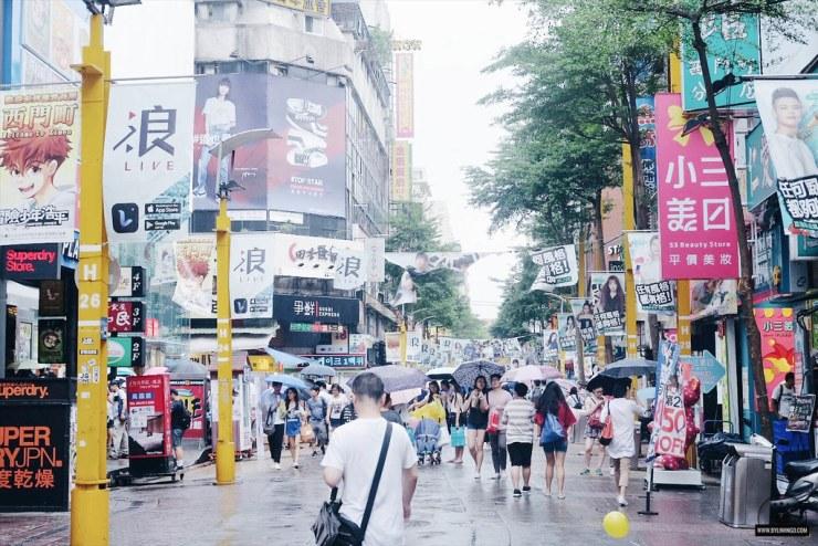 địa điểm ăn uống Đài Bắc