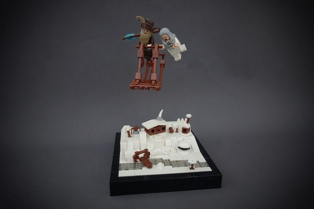 Gondor´s A Christmas Carol - The Ghost of Christmas Past - Part 3 (MOC Series)