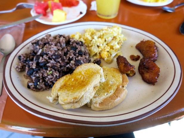 Comida en Costa Rica