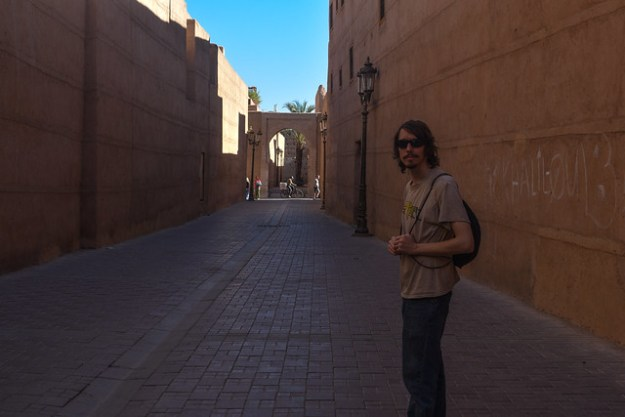 Wandering the Kasbah