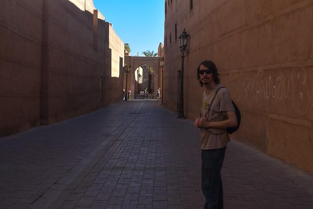 Wandering the Kasbah