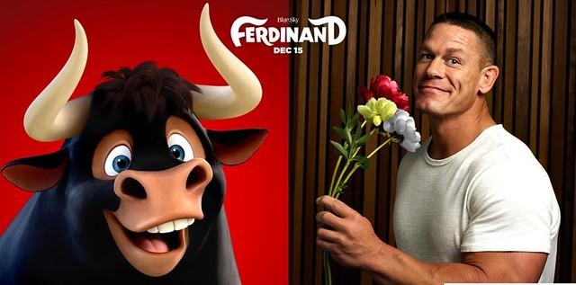 John Cena Ferdinand
