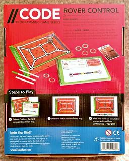 Game Gift Idea ~ //CODE: Rover Control