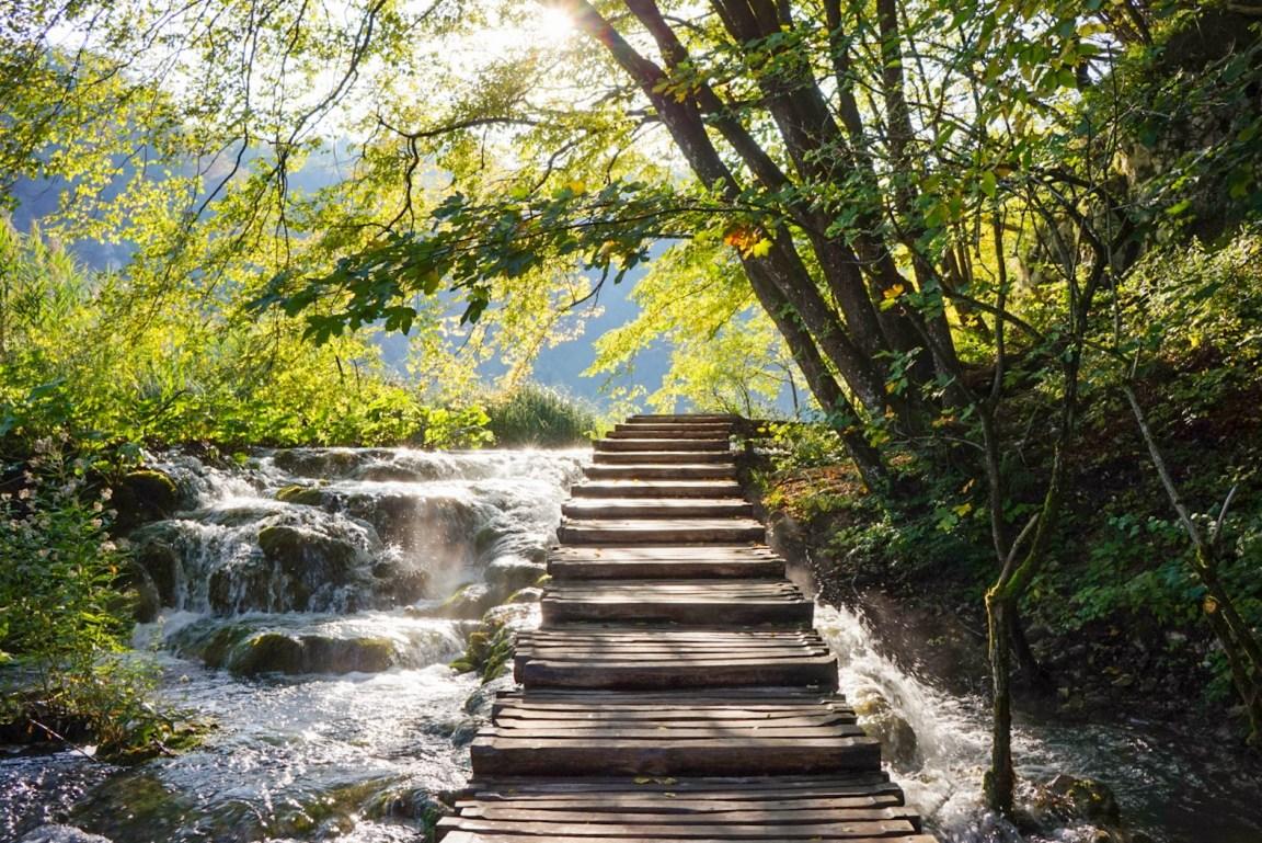 Plitvicen kansallispuisto, Kroatia