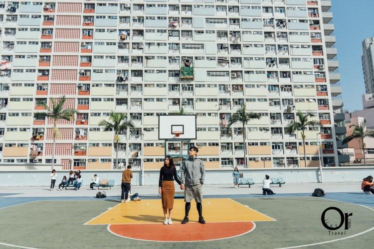香港攝影景點|港鐵彩虹站的彩虹邨,超好拍的香港必來打卡點,保證殺光記憶卡