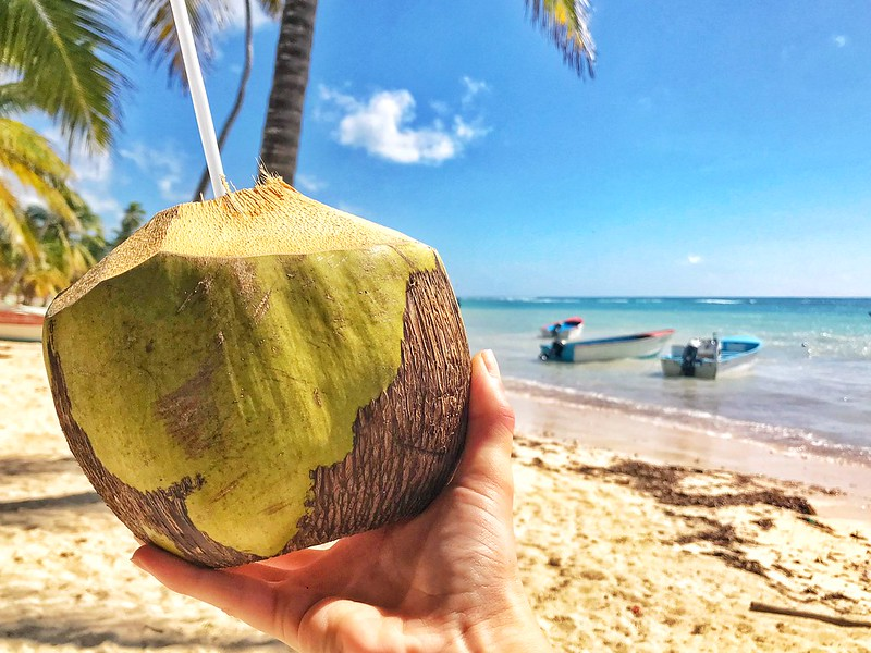 Mano Juan, Isola Saona