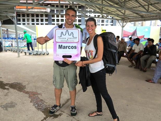 Aeropuerto de Siem Reap