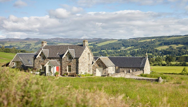 Scottish Travel Experiences - Ballintaggart Farm