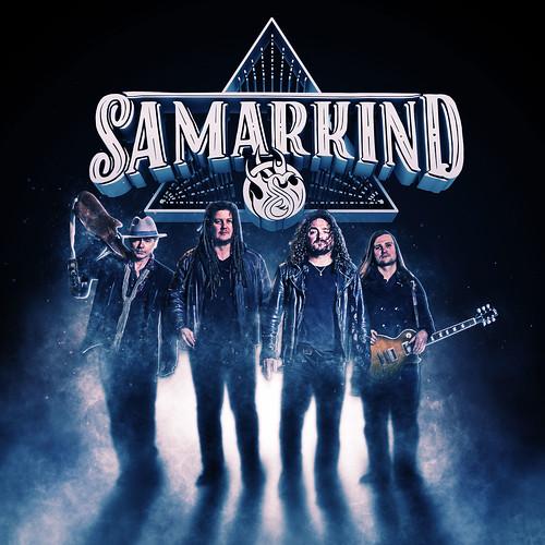 Samarkind - Cover