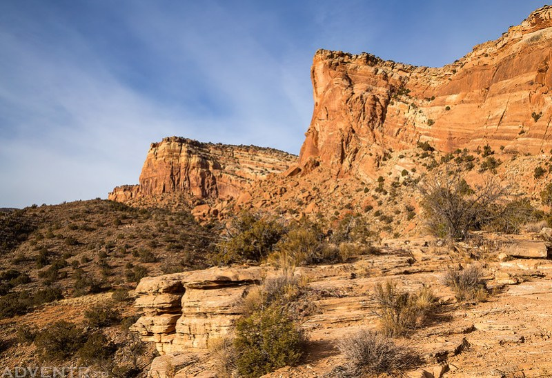 Lower Monument Canyon