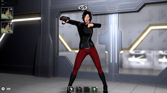 Fear Effect Sedna - Combat