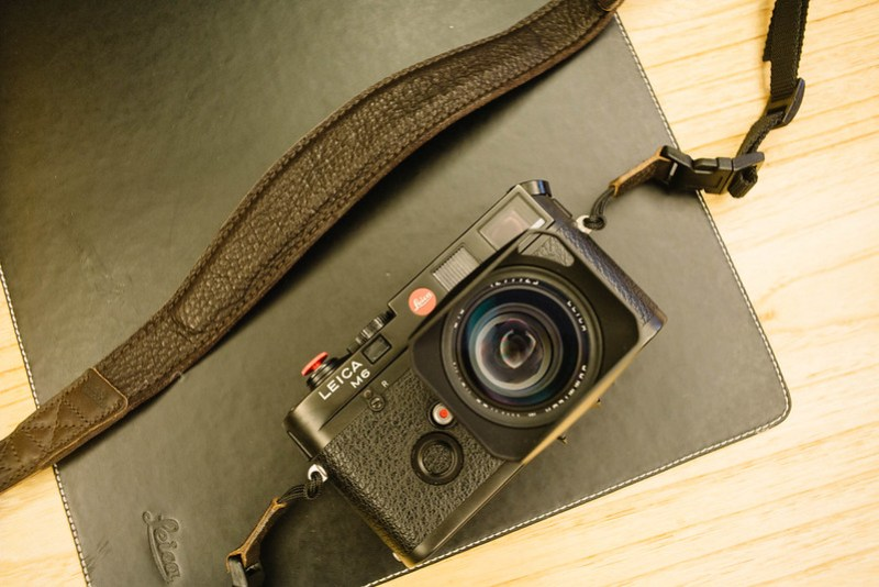 Pack&Smooch Camera strap Wiltshire